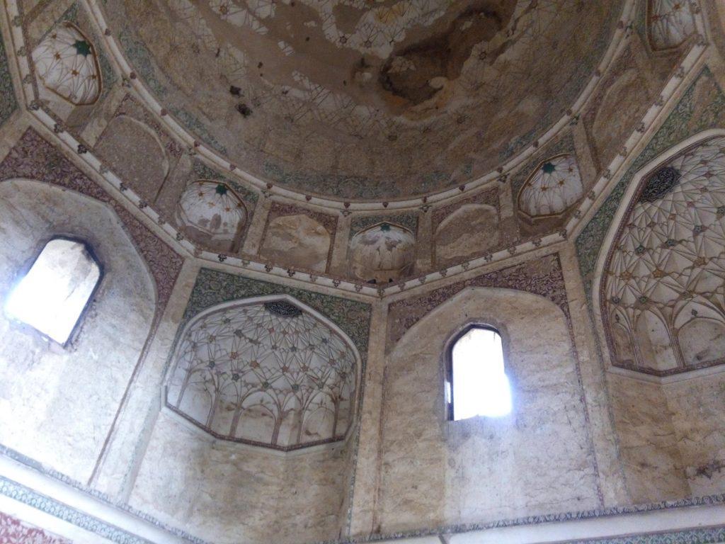 Interior desgin of Black Taj mahal of Buhranpur