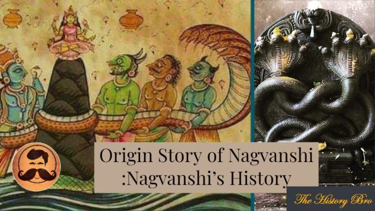Origin Story Of Nagvansh : Nagvanshi's History