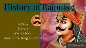 Rajput : The History Bro