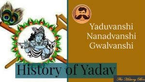 Yadav : The History Bro