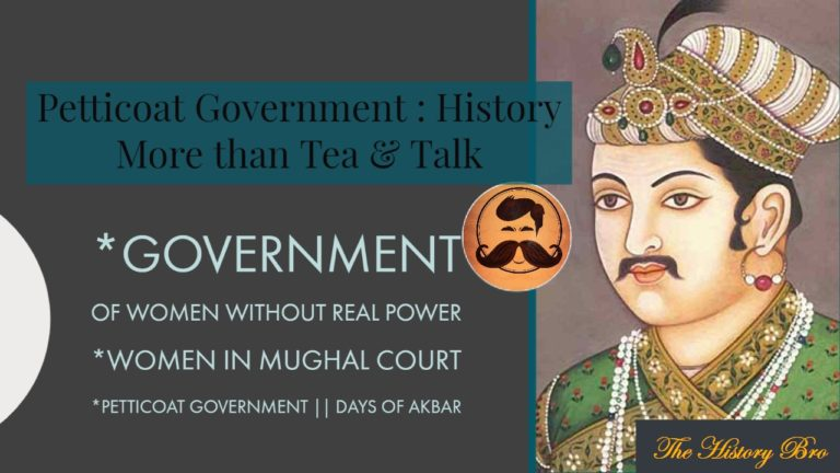 Petticoat Government: Parda Rule || More Than Tea & Talk in Mughal Court