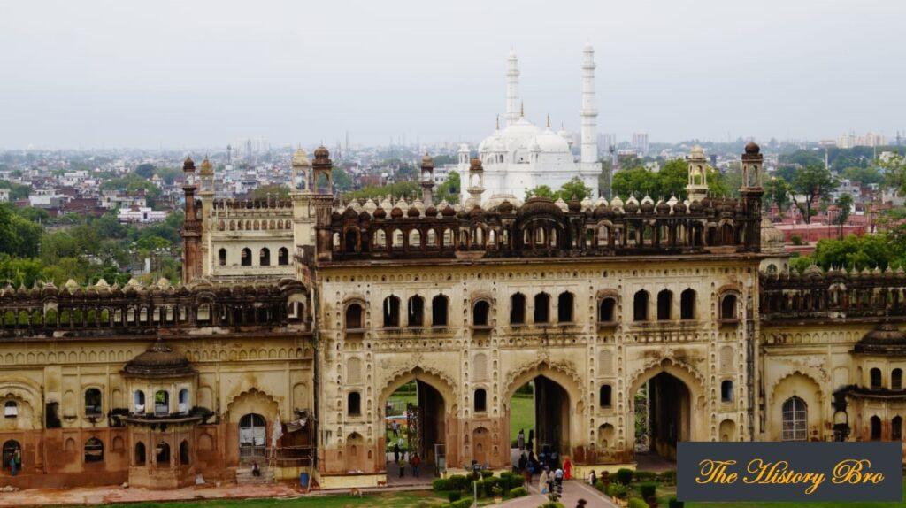 Bara Imambara Gates 1