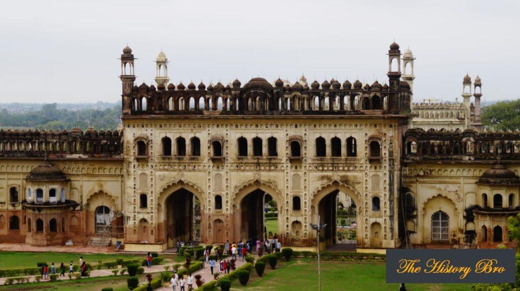 Bara Imambara Gates