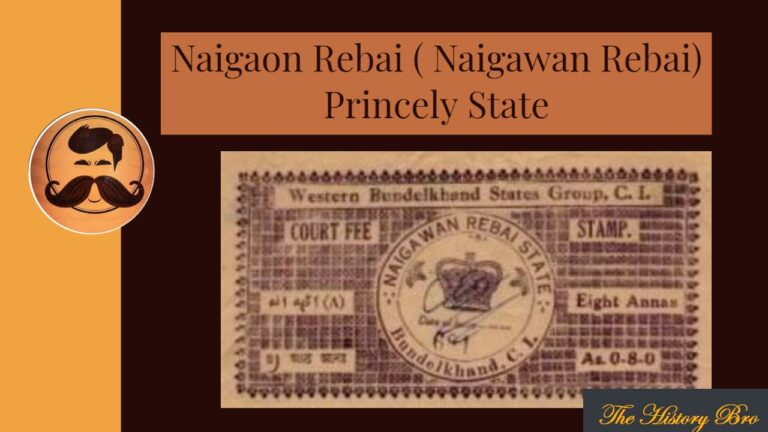 Naigaon Rebai (Princely State) – The History Bro