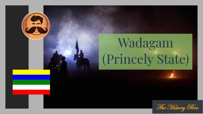 Wadagam (Princely State) – The History Bro
