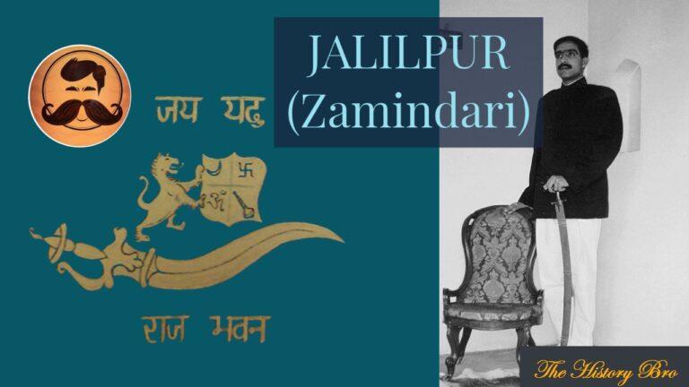 Jalilpur (Zamindari) – The History Bro