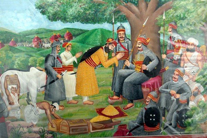 Maharana Pratap Bhamashah