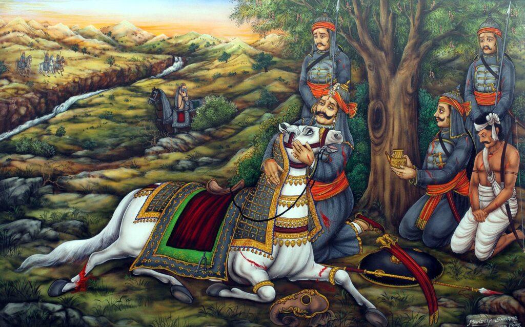 maharana pratap chetak
