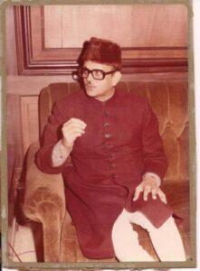 manda Raja Bahadur Vishwanath Pratap Singh 1 1