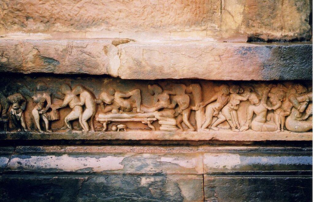 1280px erotic sculpture at tripurantakesvara temple in balligavi
