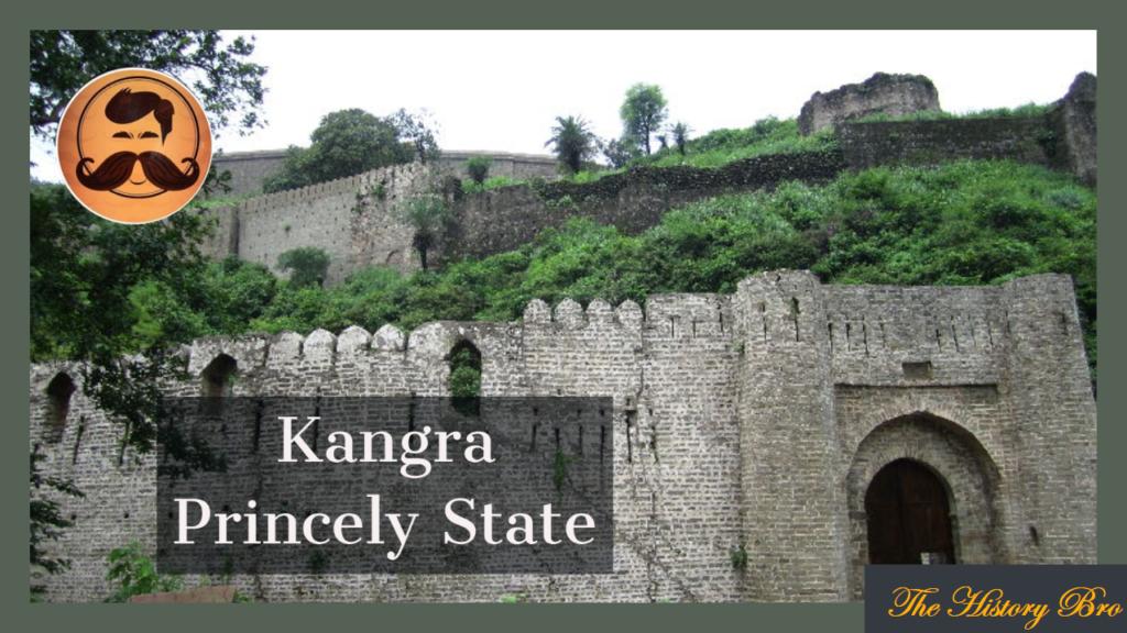 Kangra (Princely State) – The History Bro