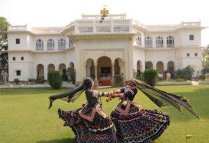 Achrol Palace