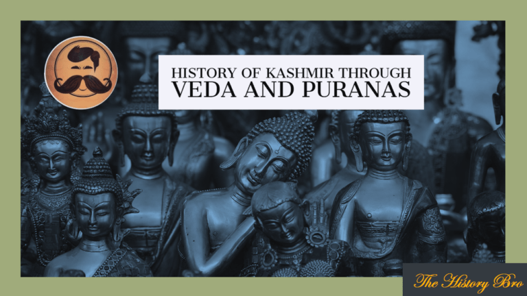 History of Kashmir through Veda and Puranas : History of Kashmir in simple 12 points