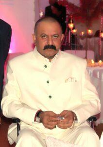 Rawat Thakur Raj Deo Singh Chandella (Ajabpur)