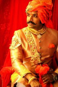 Kunwar Vishvendra Singh of Ajabgarh (Ajabgarh)