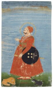 Raja Madho Singh Ji of Bhangarh-ajabgarh (Ajabgarh)