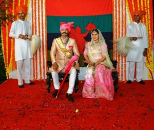 Roka dastur of Kunwar Vishvendra Singh Ajabgarh (Ajabgarh)