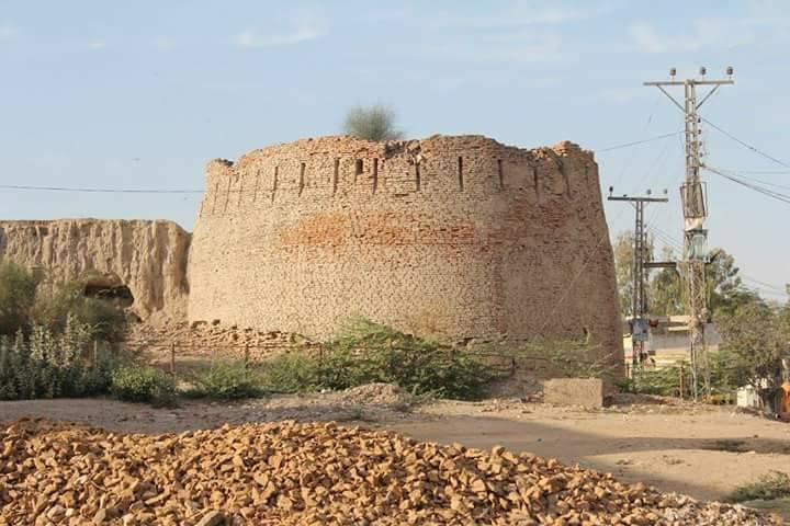 Amarkot Fort1