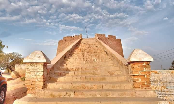 Amarkot Fort3