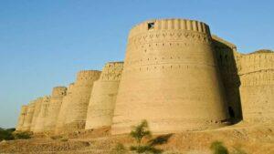 Umerkot Fort , Amarkot Fort